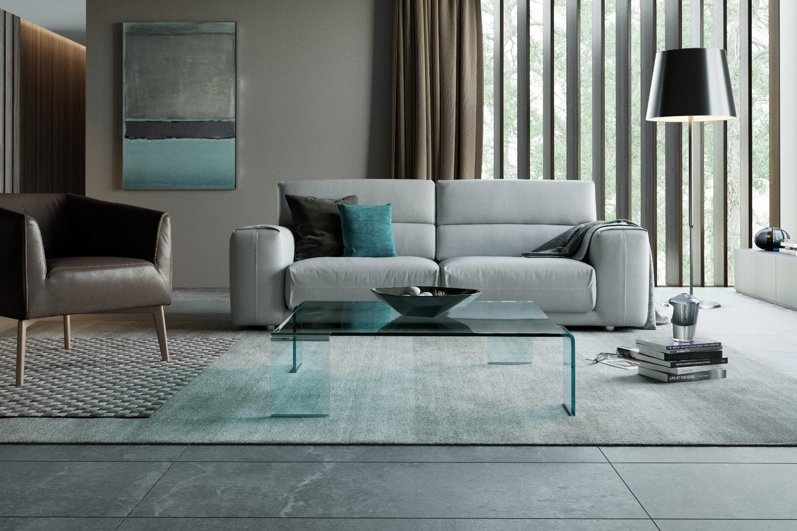 NAUTILUS – glass furniture visuals